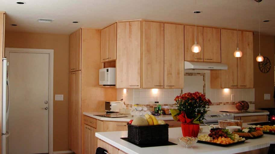 Awesome Frameless Kitchen Cabinets