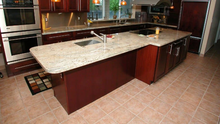 The Best Tiles for a Kitchen Floor | Angie\'s List