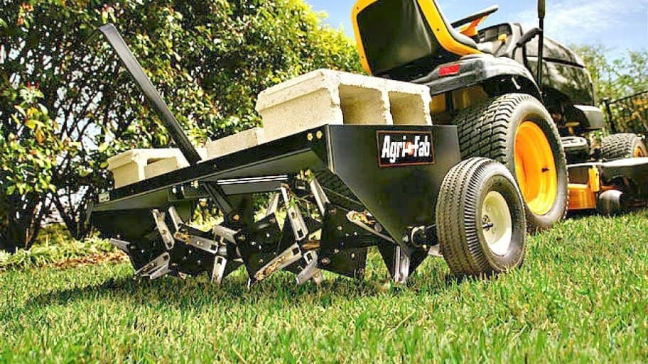Adventures in Lawn Aeration | Today's Homeowner