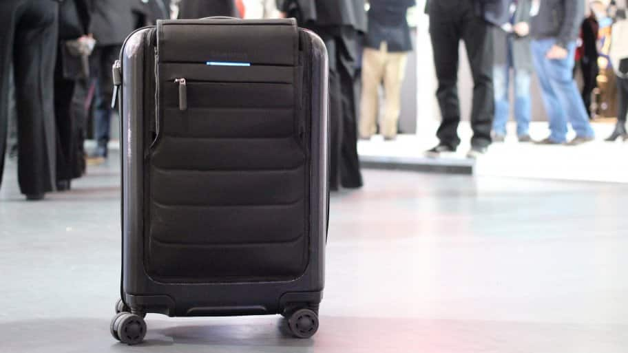 luggage for spring travel
