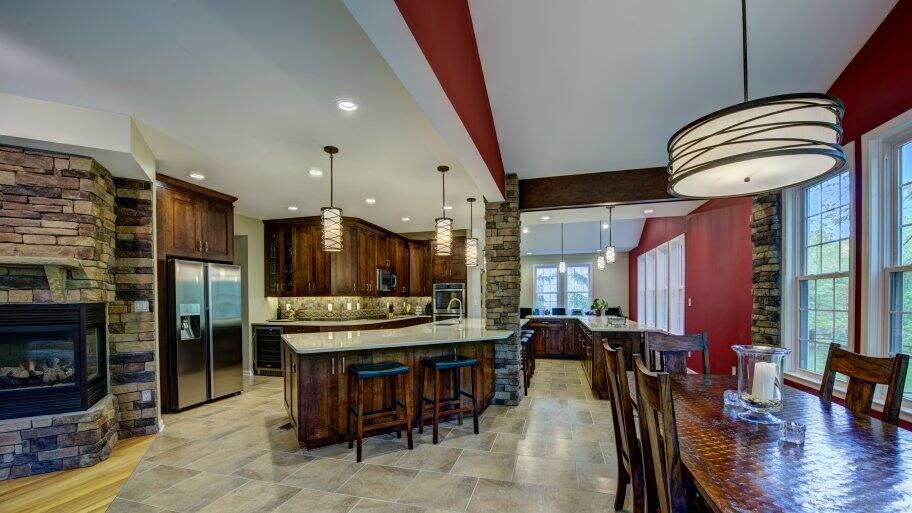 Creative Kitchen Lighting Options  Angies List