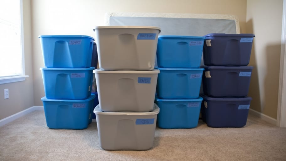 moving totes