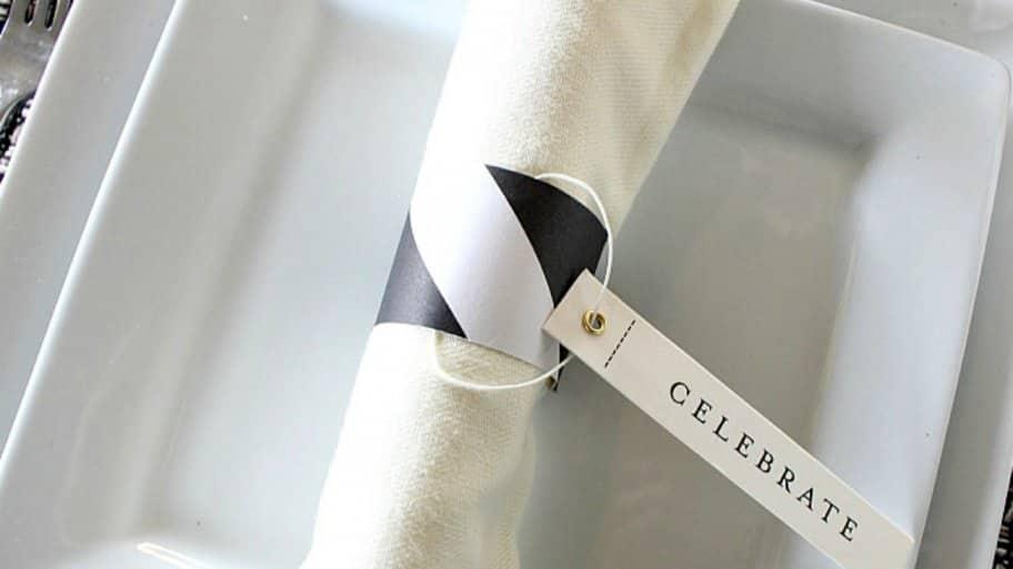 5 Diy Napkin Rings For Your Holiday Feasts Angie S List