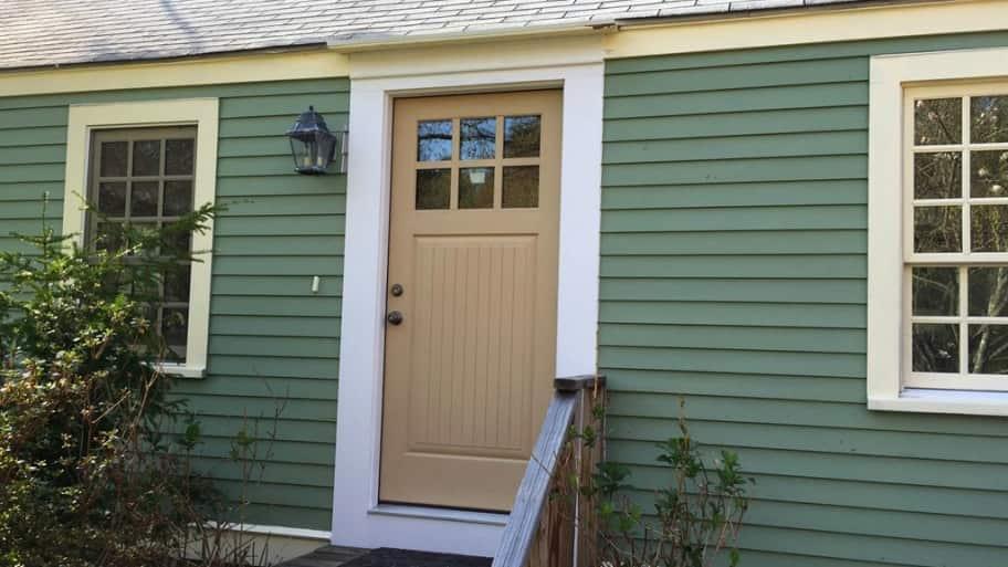 Merveilleux Expert Advice For Winterizing Drafty Exterior Doors