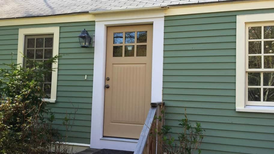 Door Installers Explain The Best Solutions For Front Doors That Leak Air.