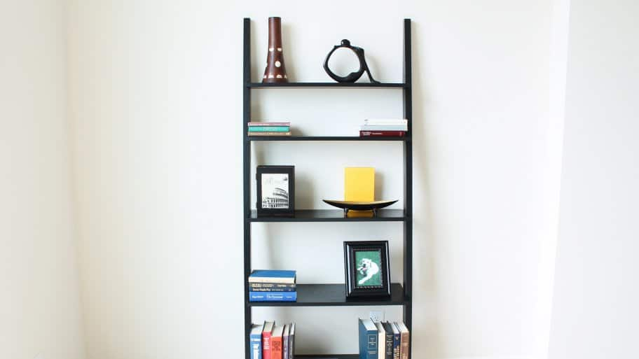 Organized shelving