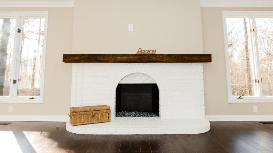 how to paint a brick wall or fireplace angie s list rh angieslist com brick fireplace wall color brick fireplace wall renovation
