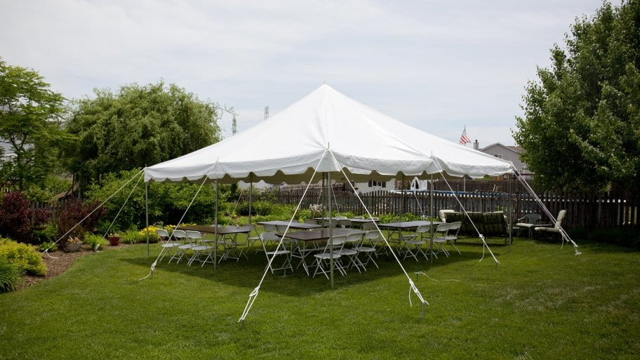 party tent & What to Consider When You Rent a Party Tent | Angieu0027s List