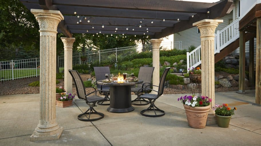 How much does it cost to build a pergola angie 39 s list for Cost to build a house in georgia