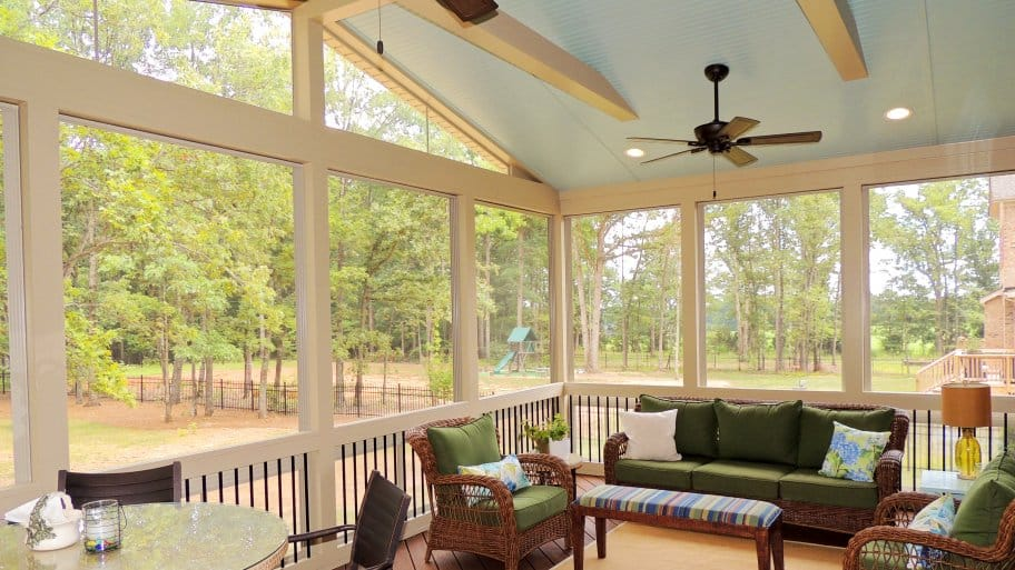Choosing Between A Sunroom Or Enclosed Porch Angie S List