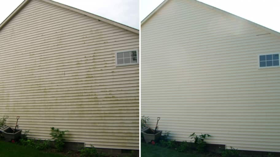 Should You Pressure Wash Siding Angie S List