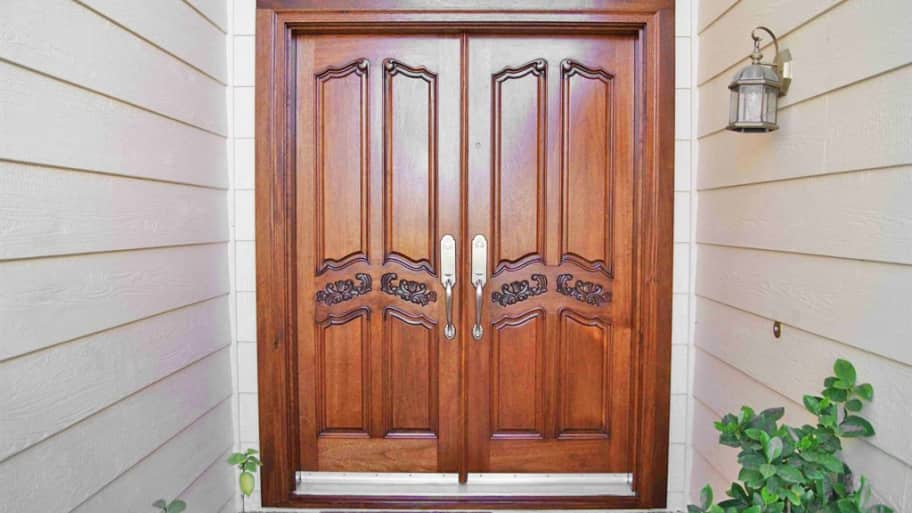 Should you choose a slab or pre hung interior door for Pre hung doors