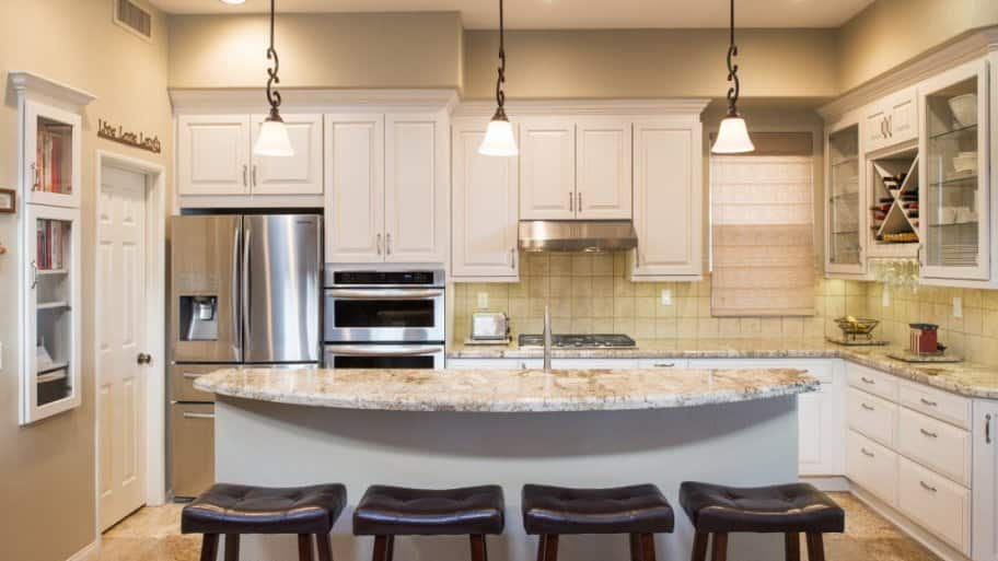 Elegant Quartz Countertop