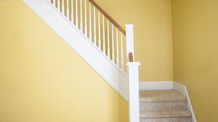 Hire A Pro To Childproof Your Home. Railings And Stairs