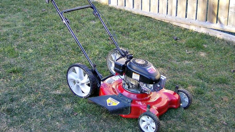How To Store Your Lawn Mower For The Winter