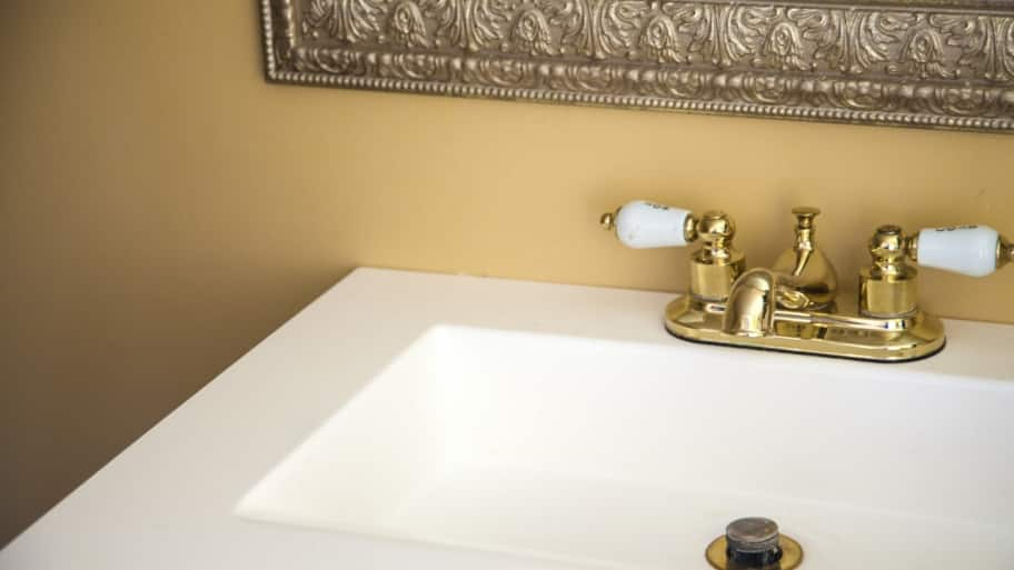 Should I Repair Or Replace A Leaky Faucet Angies List - How much does a new bathroom sink cost