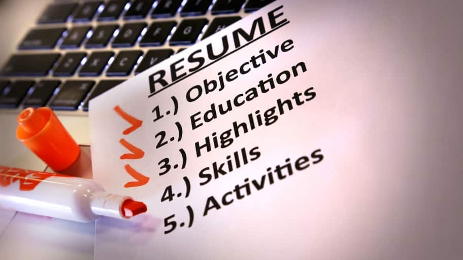 5 Tips To Craft A Top Resume