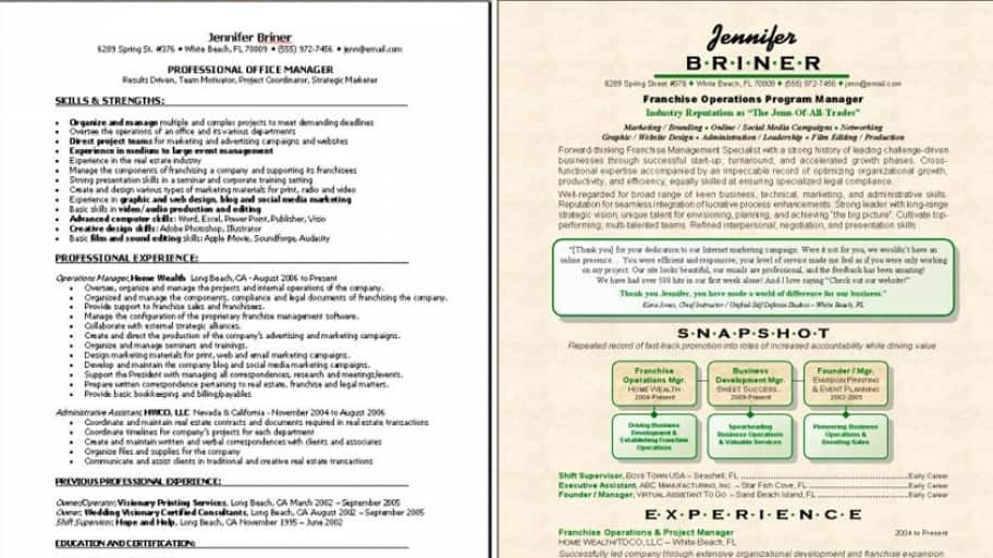 Superior 7 Attention Getters To Get Your Resume Noticed