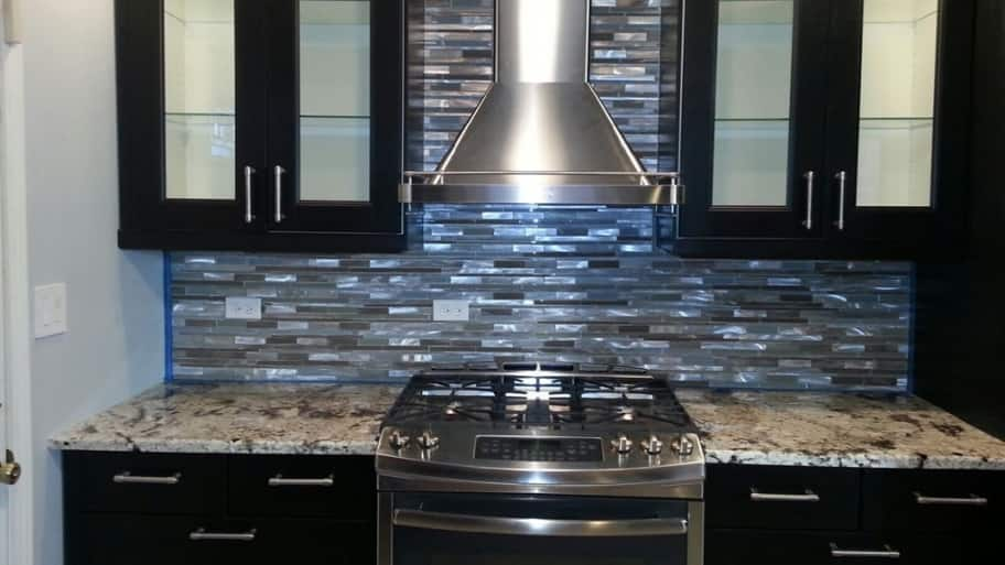 Interior Ikea Tile Backsplash member photo of the day ikea kitchen makeover on a budget cabinets tile backsplash