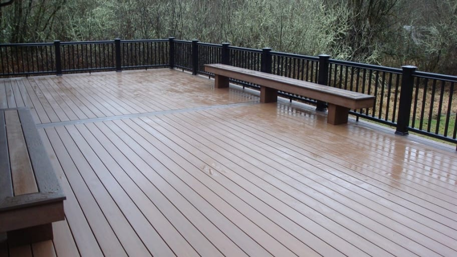 Member Photo All Aboard With Pvc Decking Angie 39 S List
