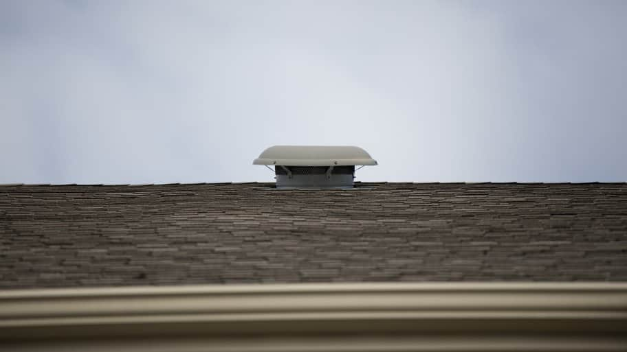 roof ventilation (Photo by Angie's List)
