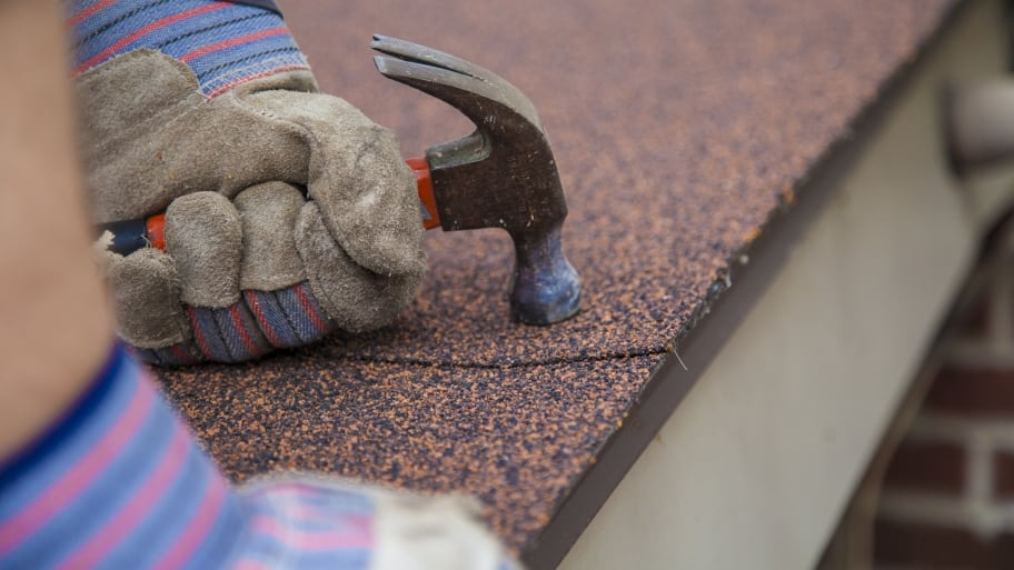 af8f2e3ff6 Should Roofers Use Nail Guns or Hand Nail Shingles? | Angie's List