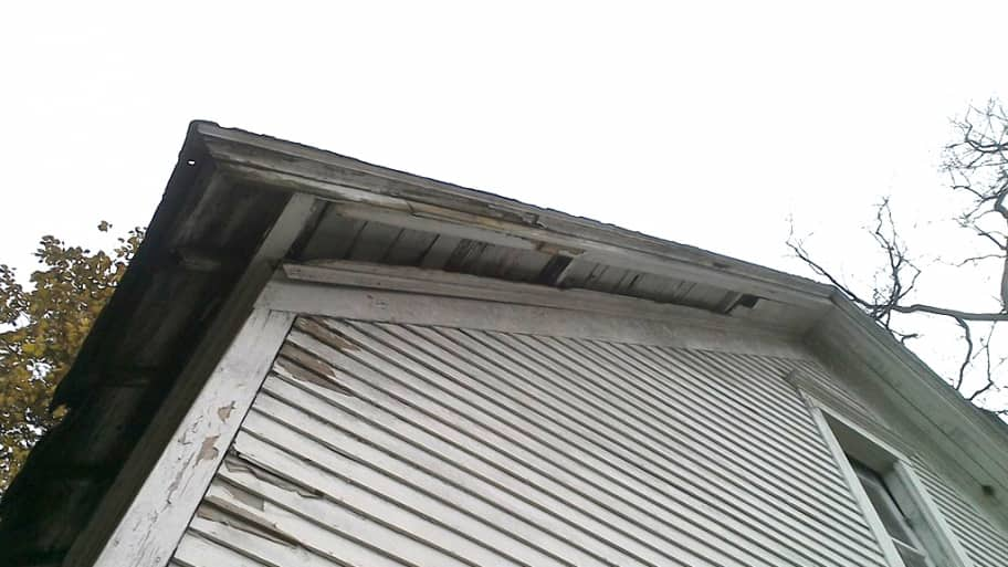 Should Roofing Nails Protrude Through The Soffit Angie