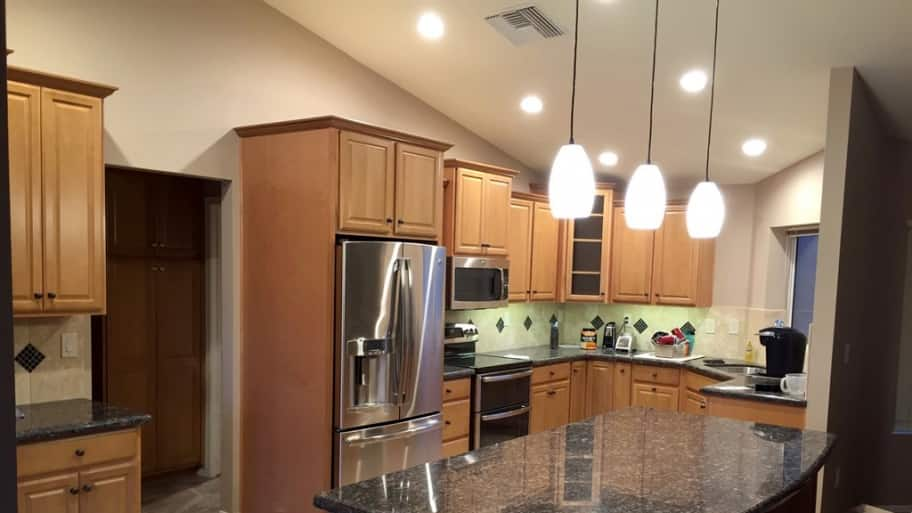 Led Lights Right To Light Your Kitchen Remodel Angie S List