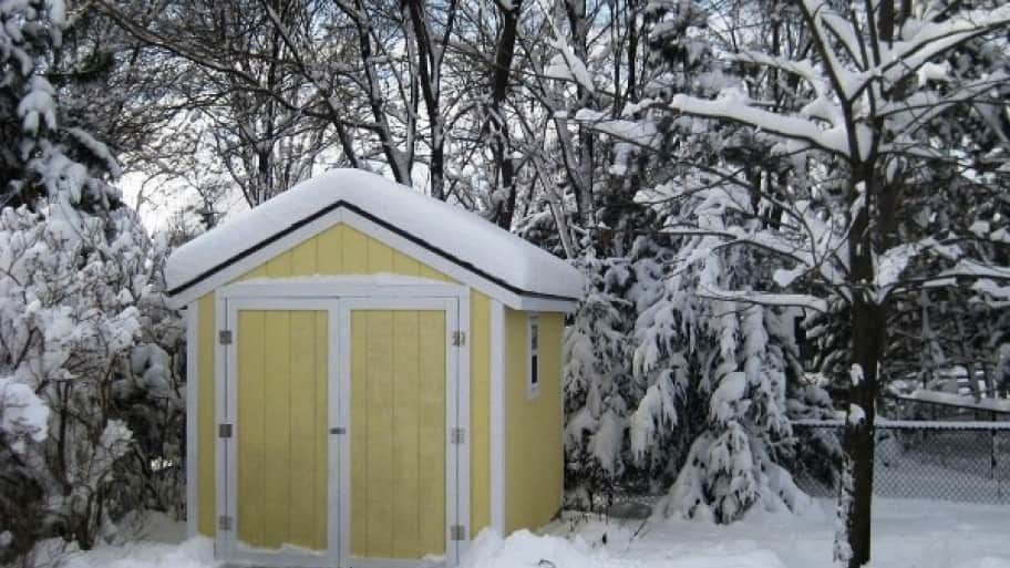 An Outdoor Storage Shed Will Protect Gardening Tools, Lawnmowers And Any  Other Outdoor Equipment From The Elements. (Photo Courtesy Of Angieu0027s List  Member ...