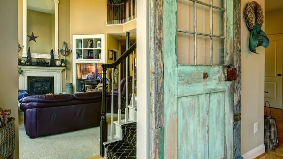 5 tips for repurposing barn doors in your home angie s list