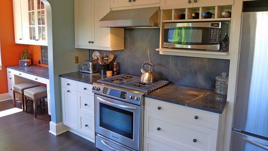 Soapstone Kitchen Countertop