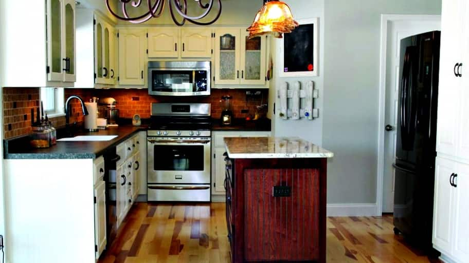 Kitchen Cabinets Ideas kitchen cabinet magazine : How to Install a Soffit Above Your Kitchen Cabinets | Angie's List