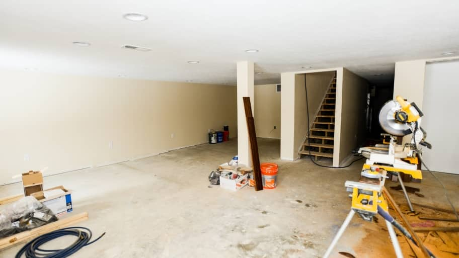 How To Start A Remodeling Project Angie's List Simple Basement Remodeling Boston