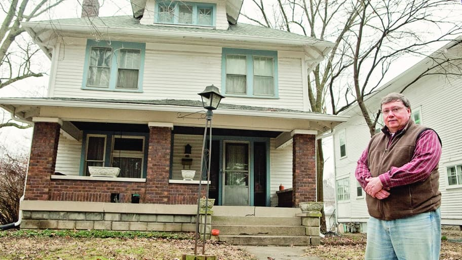 Should Neighbors Have A Say In Your Historic Indianapolis