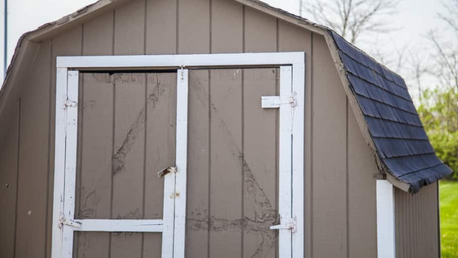 Add A Backyard Barn Or Shed For Extra Storage