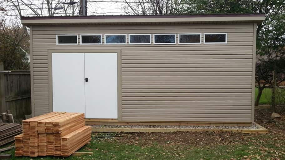 How Much Do Storage Sheds Cost? Cost To Install A Shed
