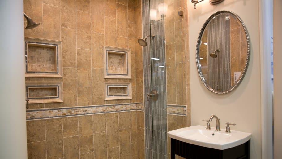 Decorative Bathroom Mirror Rectangular Mirrors Large Bathroom