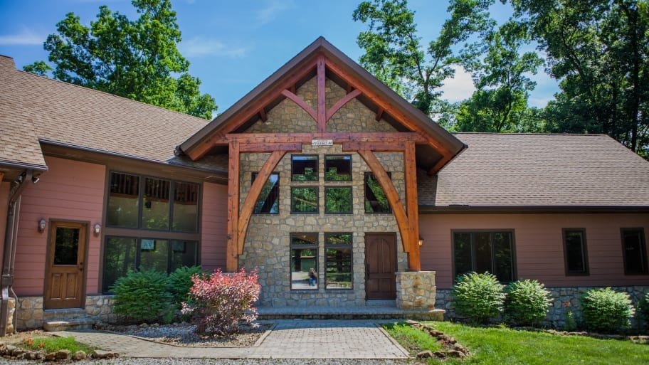 Indiana Builders Construct Timber Frame Homes Angie S List