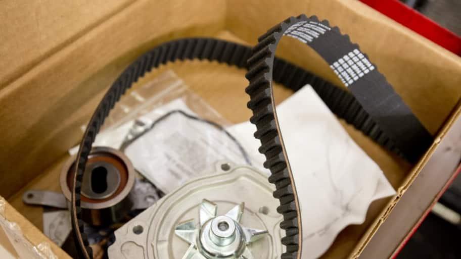 Timing belt