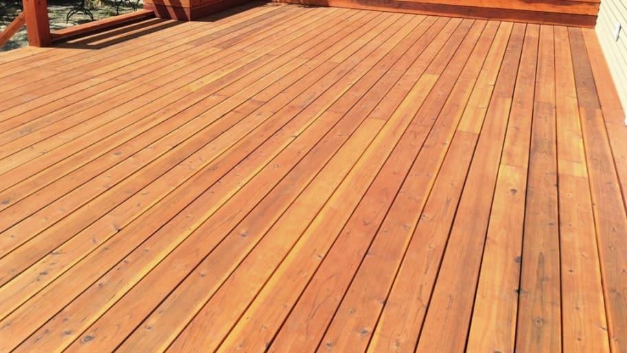 deck floorboard
