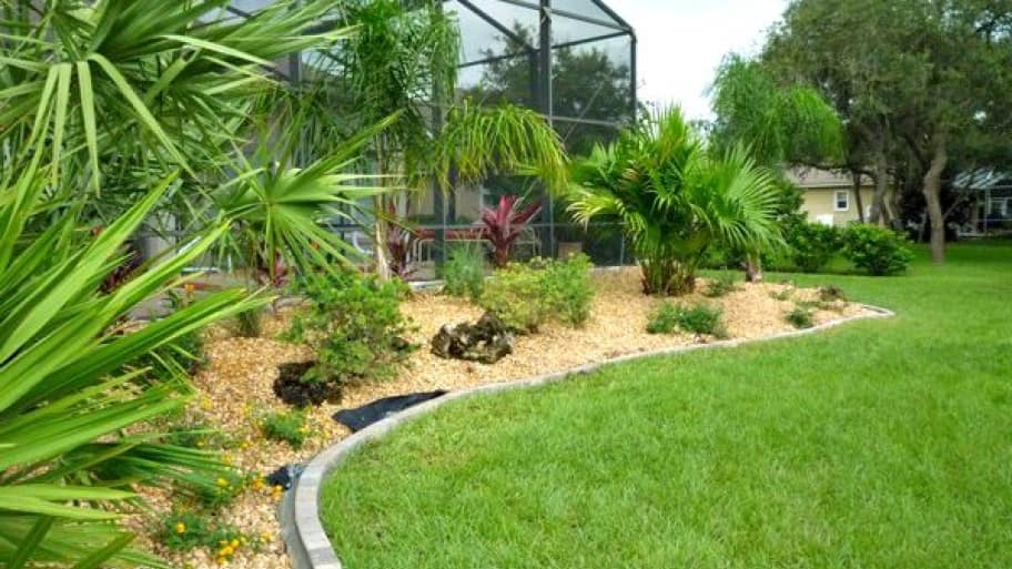 Give Your Yard And Flower Bed An Edge
