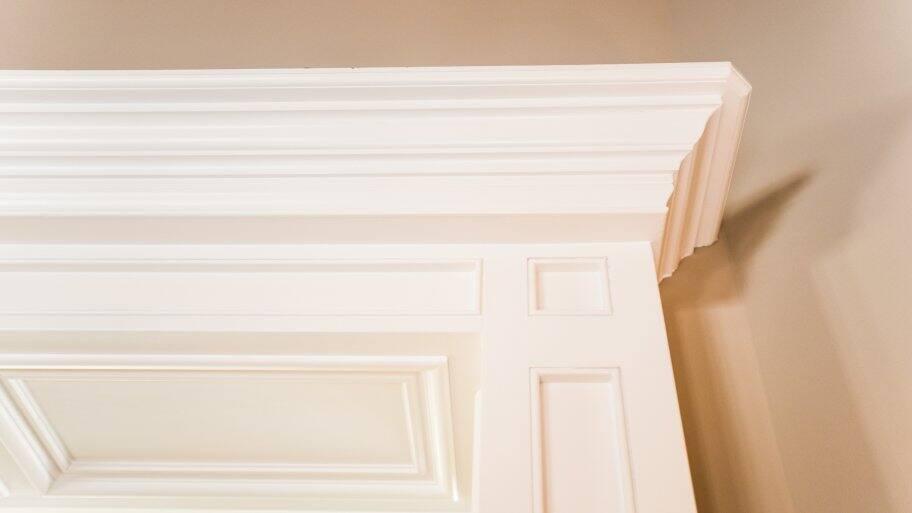 Wood Door Trim