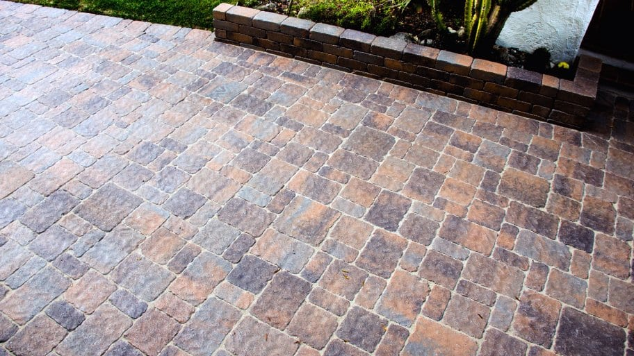 Step Back in Time with Tumbled Pavers | Angie's List