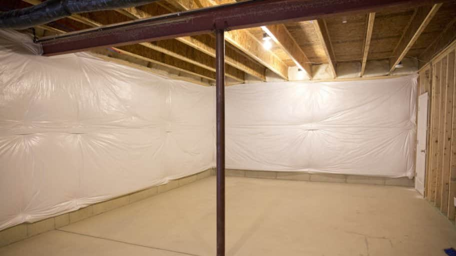 Hire a pro to remove a load bearing wall angie 39 s list Basement blanket insulation