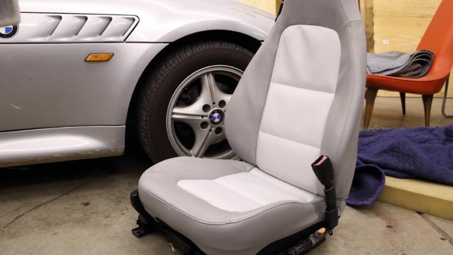 Auto Upholstery And Car Interiors Repairs Angie S List Rh Angieslist Com Seat Fabric Repair Interior Kits