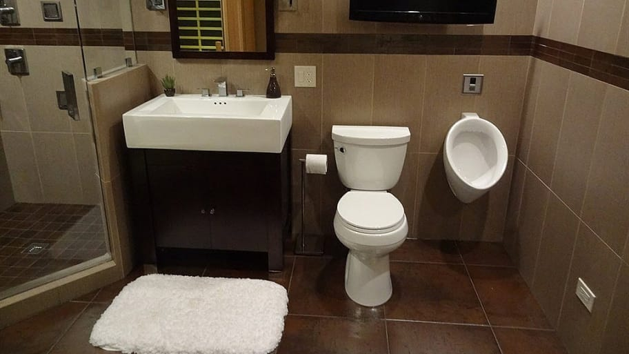 Ask The Plumber New Style Waterless Urinal Advised For Home