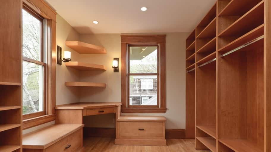 Converting A Spare Bedroom Into The Walk In Closet Of Your Dreams Might Be A Good Idea Photo By Matt Dahlman