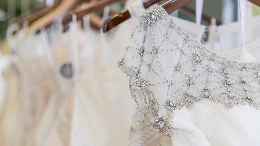What to Expect From a Wedding Dress Designer | Angie\'s List