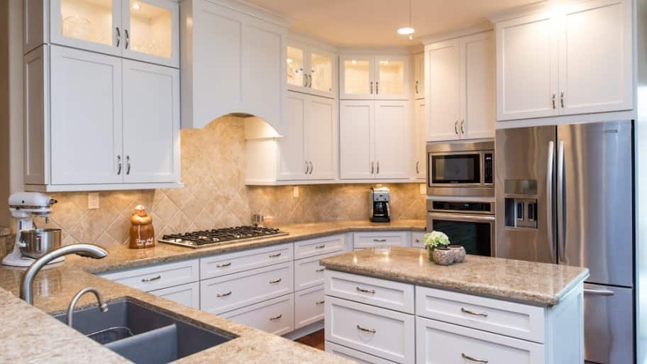 Used Kitchen Cabinets And Countertops