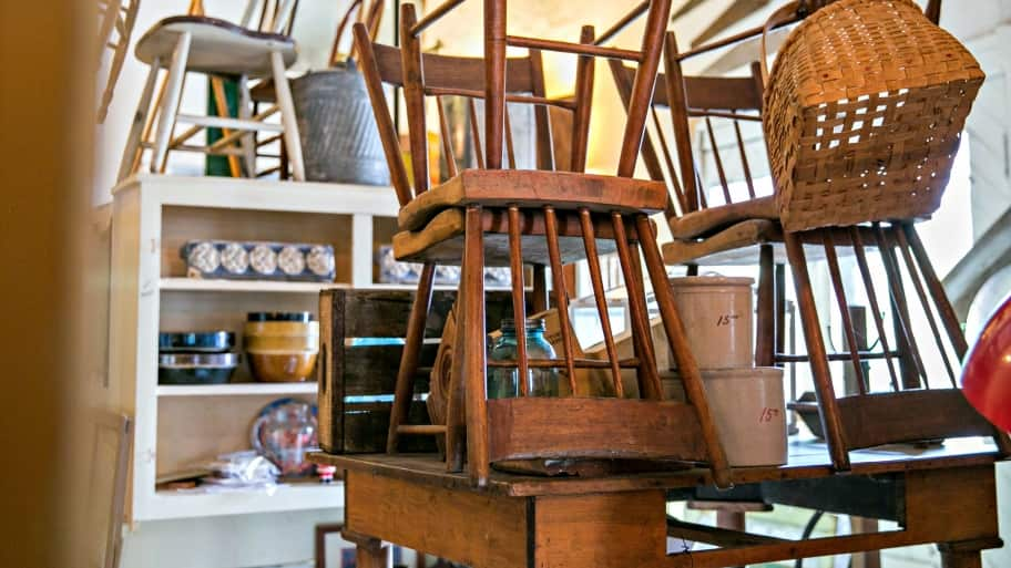 5 Tips To Best Maintain Your Antique Furniture. Wood Chairs